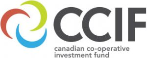 Canadian Co-operative Investment Fund Logo