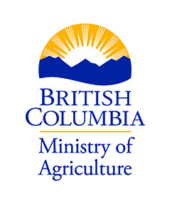 BC Ministry of Agriculture logo
