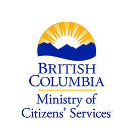 BC Ministry of Citizens' Services logo
