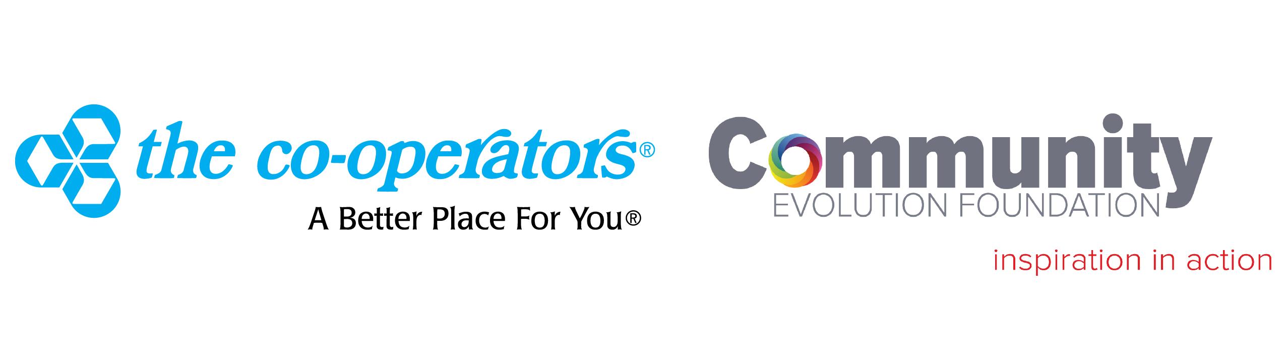 BCCA Co-op Week Innovation Forum Event Sponsors (The Co-operators, Community Evolution Fund)