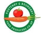 Kootenay and Boundary Food Producers Co-op